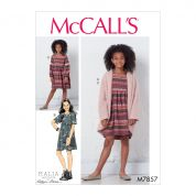McCalls Sewing Pattern 7857
