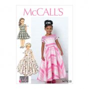 McCalls Sewing Pattern 7858