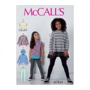 McCalls Sewing Pattern 7859