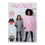 McCalls Sewing Pattern 7860