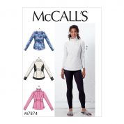 McCalls Sewing Pattern 7874