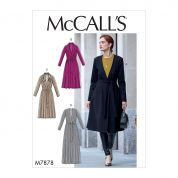 McCalls Sewing Pattern 7878