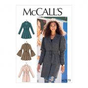 McCalls Sewing Pattern 7879