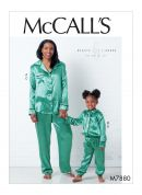 McCalls Sewing Pattern 7880