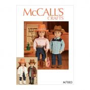 McCalls Sewing Pattern 7883