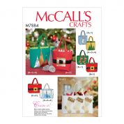 McCalls Sewing Pattern 7884