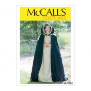 McCalls Sewing Pattern 7886