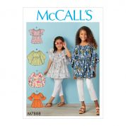 McCalls Sewing Pattern 7888