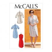 McCalls Cosplay Sewing Pattern 7890