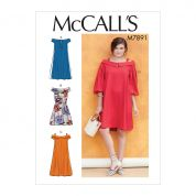 McCalls Cosplay Sewing Pattern 7891
