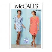 McCalls Cosplay Sewing Pattern 7893