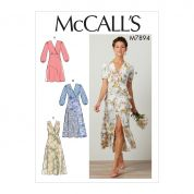 McCalls Cosplay Sewing Pattern 7894