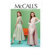 McCalls Cosplay Sewing Pattern 7897
