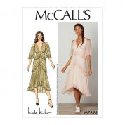 McCalls Cosplay Sewing Pattern 7898
