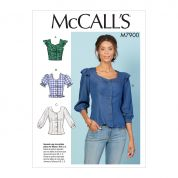 McCalls Cosplay Sewing Pattern 7900