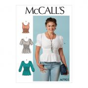 McCalls Cosplay Sewing Pattern 7901