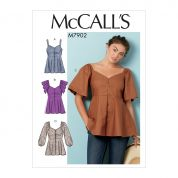 McCalls Cosplay Sewing Pattern 7902