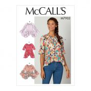 McCalls Cosplay Sewing Pattern 7903