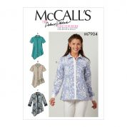 McCalls Cosplay Sewing Pattern 7904