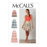 McCalls Cosplay Sewing Pattern 7905