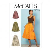 McCalls Cosplay Sewing Pattern 7906