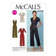 McCalls Sewing Pattern 7908