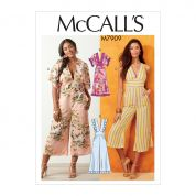 McCalls Sewing Pattern 7909