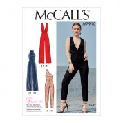 McCalls Sewing Pattern 7910