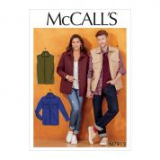 McCalls Sewing Pattern 7913