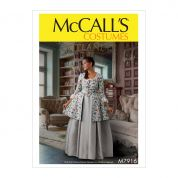 McCalls Cosplay Sewing Pattern 7916