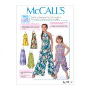 McCalls Sewing Pattern 7917