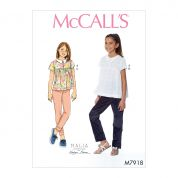 McCalls Sewing Pattern 7918