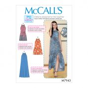 McCalls Sewing Pattern 7943