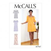 McCalls Sewing Pattern 7947