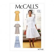 McCalls Sewing Pattern 7948