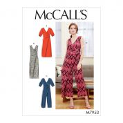 McCalls Sewing Pattern 7953