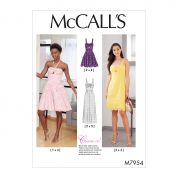 McCalls Sewing Pattern 7954