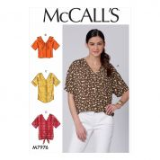 McCalls Sewing Pattern 7976