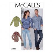 McCalls Sewing Pattern 7980