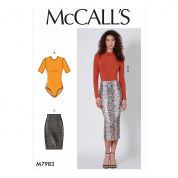 McCalls Sewing Pattern 7983