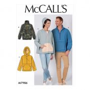 McCalls Sewing Pattern 7986