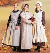 McCalls Ladies Sewing Pattern 9423 Historical Pioneer Costumes