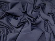 Polyester Jersey Fabric  Navy Blue
