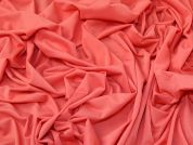 Polyester Jersey Fabric  Coral