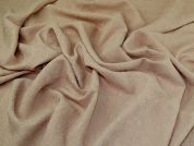 Stretch Jacquard Fabric  Tan