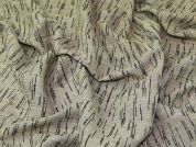 Lurex Jacquard Fabric  Gold