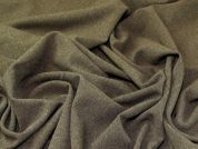 Stretch Suiting Fabric  Khaki