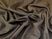 Stretch Suiting Fabric  Brown