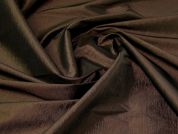 Stretch Bengaline Fabric  Brown Shimmer