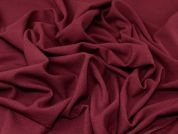 Stretch Suiting Fabric  Plum